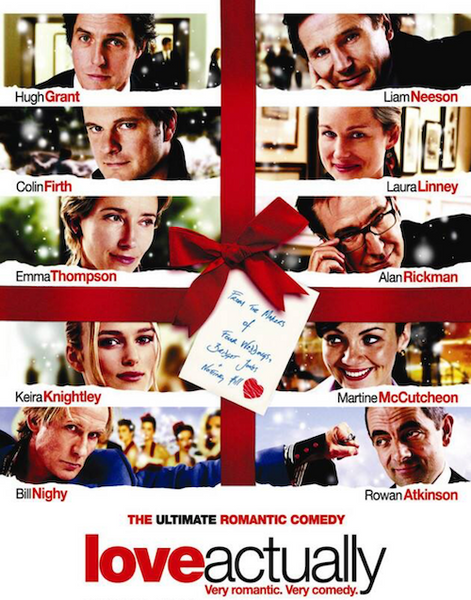 Holiday Movie Night | December 22: Love Actually