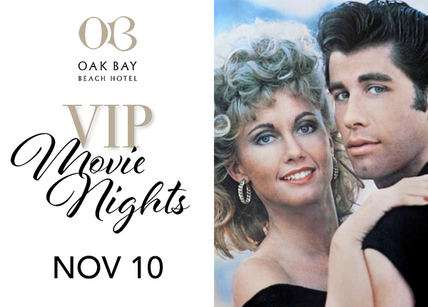 VIP Movie Night | November 10: Grease