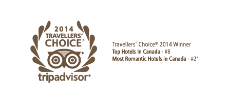 2014 TripAdvisor Travellers' Choice