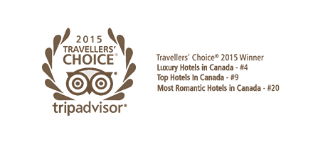 2015 TripAdvisor Travellers' Choice