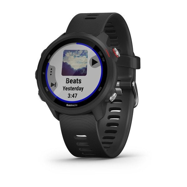 Forerunner® 245 Music - Black