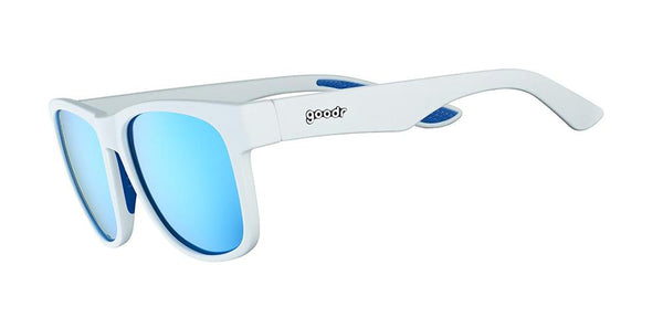 Goodr Sunglasses -Iced By Sas-Squat