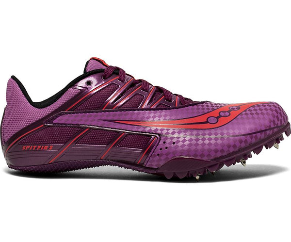 Saucony Spitfire 4 Women's Spikes
