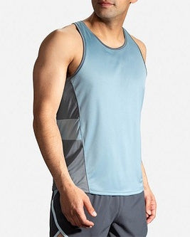 Brooks Stealth Singlet Men's - Slate