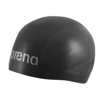 Arena 3D Ultra Swim Cap Black