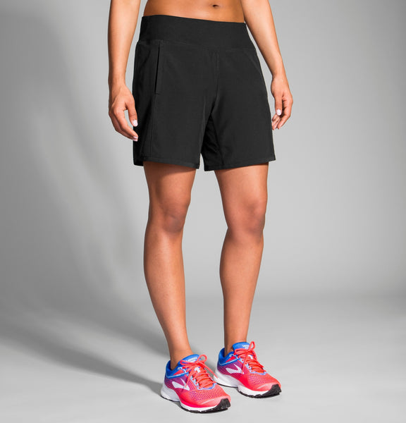 "Brooks Chaser 7"" Short Women's"