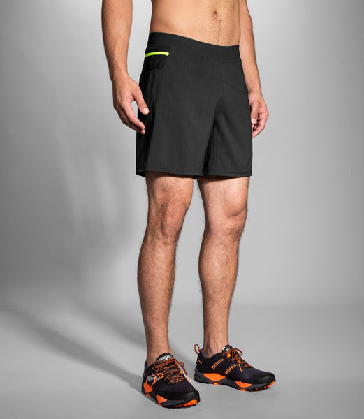 "Brooks Cascadia 7"" 2-in-1 Short Men's"