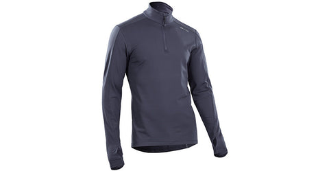 Sugoi Midzero Zip Men's - Coal Blue