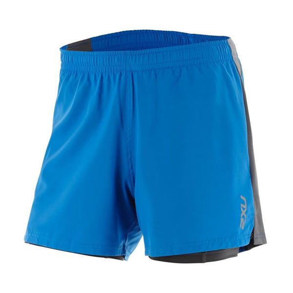 "2XU X-VENT 5"" Short with Compression Men's"