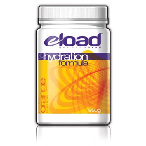 Eload Hydration Formula Mandarin Orange 900g