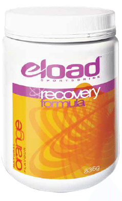 Eload Recovery Formula Orange