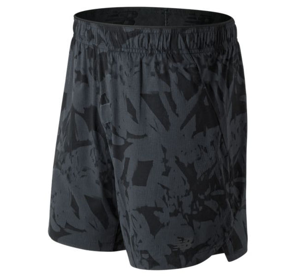 New Balance Printed 7 Inch 2 in 1 Short Men's