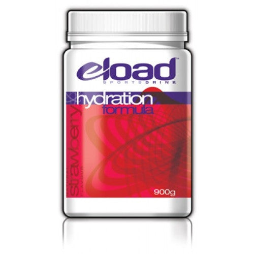Eload Hydration Formula Strawberry 900g