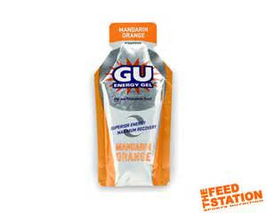 GU Energy Gel Case