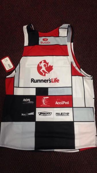 RLM Turbo Singlet Men's