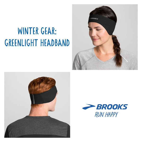 Unisex Greenlight Headband- One Size Fits All