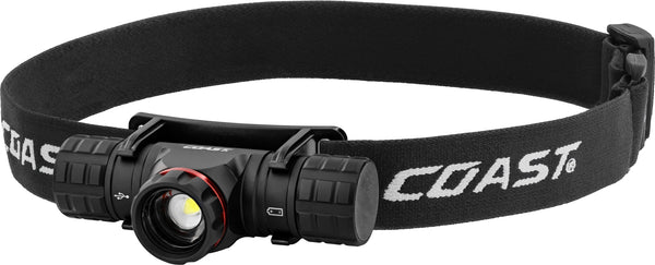 Coast XPH30R 1000 Lumens Headlamp