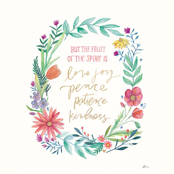 Fruits of the Spirit Prints