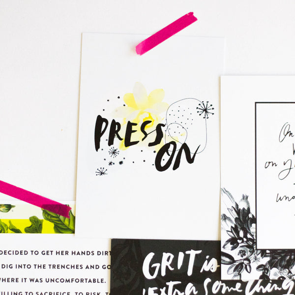 GRIT - Print Collection