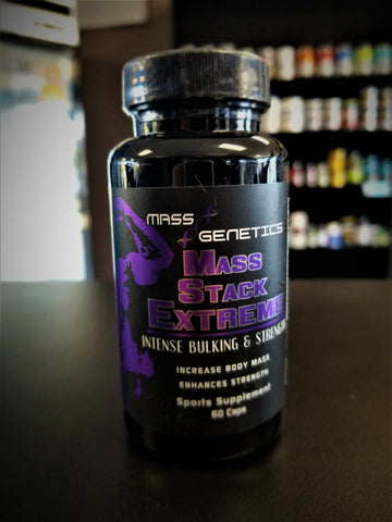 Mass Stack Extreme (Mass Genetics) - Fitness Quest Nutrition