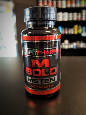 MBOLO MSTEN (Pit Pharma) - Fitness Quest Nutrition