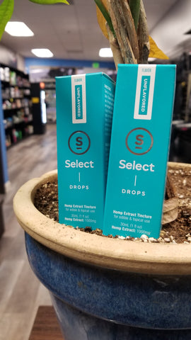 SELECT CBD Drops (1000mg)