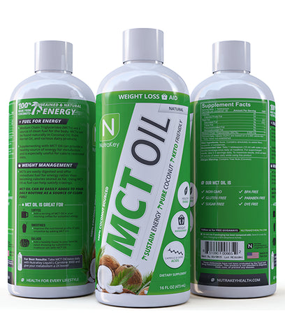 MCT OIL - Fitness Quest Nutrition