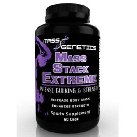 Mass stack extreme - Fitness Quest Nutrition