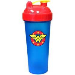 WONDER WOMAN SHAKER BOTTLE - Fitness Quest Nutrition