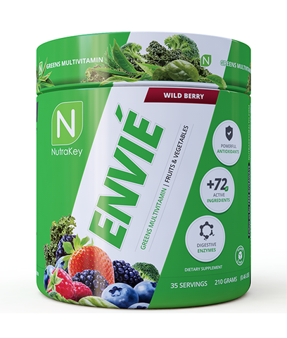 ENVIÉ - Fitness Quest Nutrition