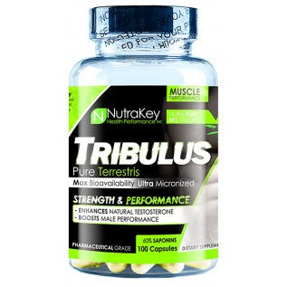 NUTRAKEY TRIBULUS - Fitness Quest Nutrition
