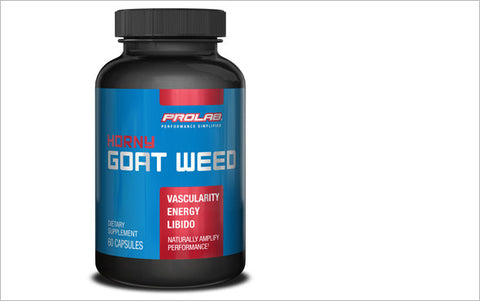 HORNY GOAT WEED - Fitness Quest Nutrition