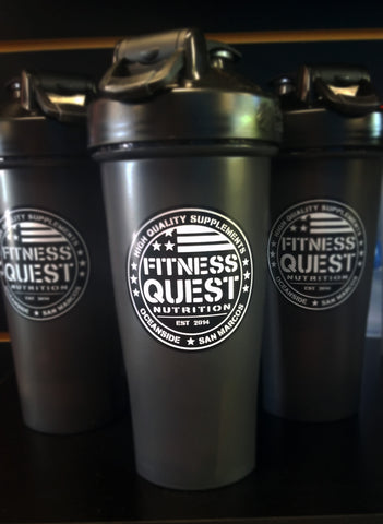 Fitness Quest Blender Bottle