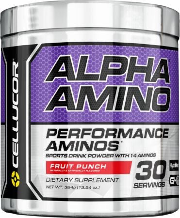 CELLUCOR ALPHA AMINO - Fitness Quest Nutrition