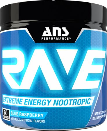 Rave pre workout - Fitness Quest Nutrition