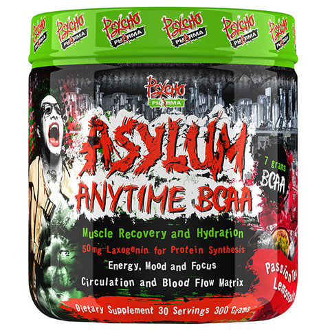 Asylum Anytime BCAA - Fitness Quest Nutrition