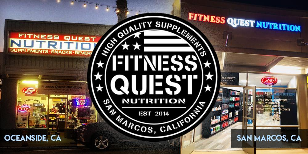 Proudly serving North County San Diego | Fitness Supplements Online