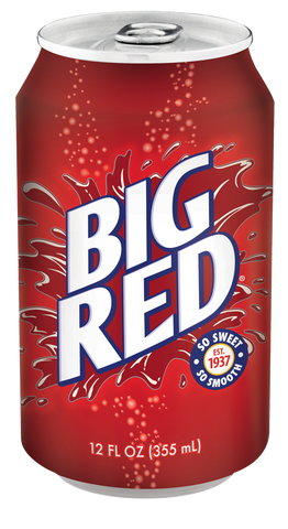 Big Red | 12oz 24 Pack
