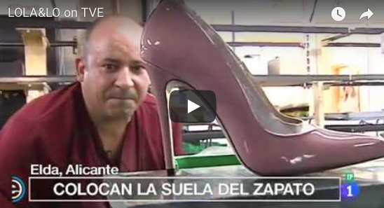 LOLA&LO AT TVE : THE HANDCRAFTING OF DESIGNER SHOES