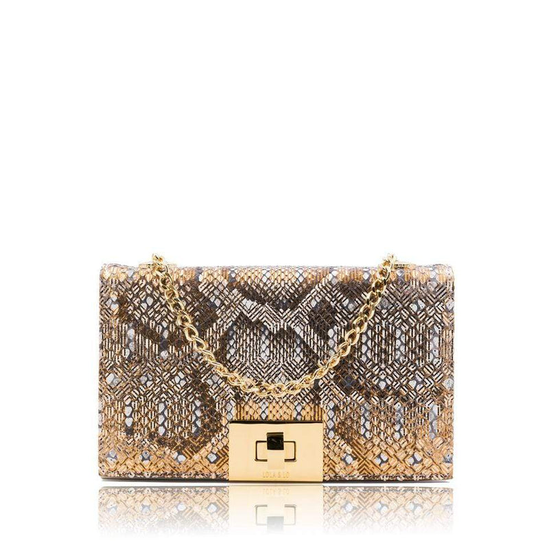 lolaandlo clutch MURIEL LIMITED EDITION