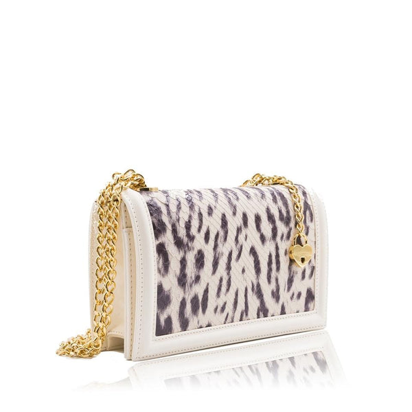 lolaandlo clutch TANIA ANIMAL PRINT