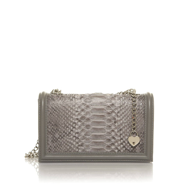 lolaandlo clutch TANIA GREY