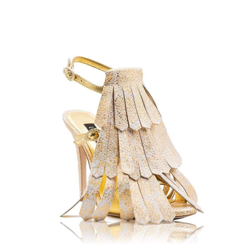 lolaandlo sandals DAUSHANA GOLD STAR 105