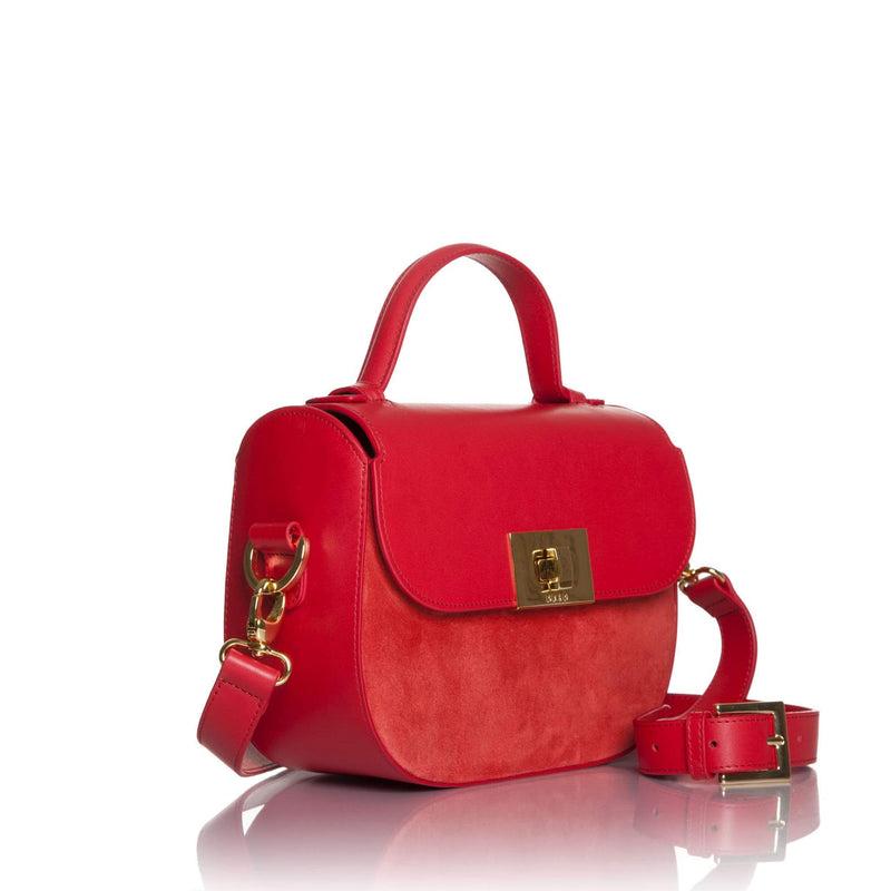 lolaandlo shoulder bag ERIN ROJO PASION