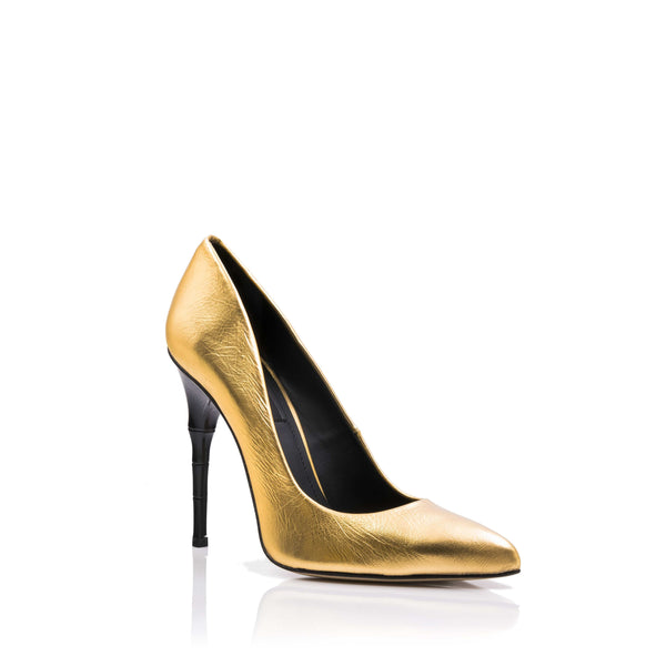 lolaandlo stilettos OLIVIA 100 EGYPTIAN GOLD