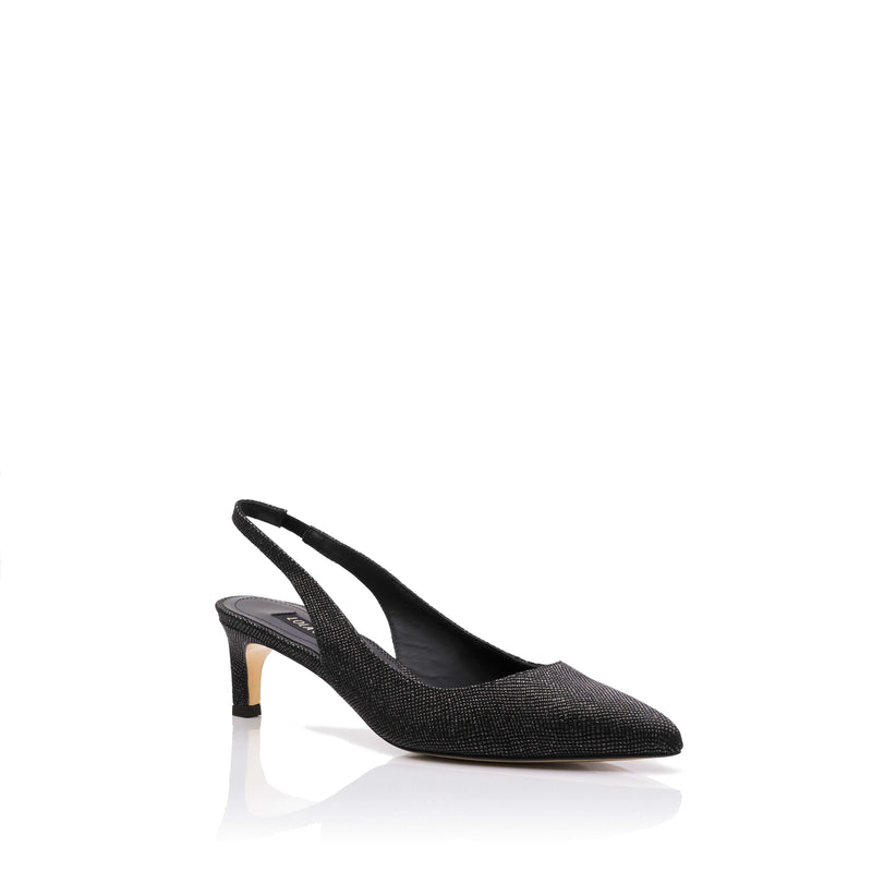 lolaandlo stilettos VERONICA 45 SHINY BLACK