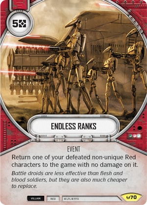 Endless Ranks