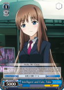 Intelligent and Cute, Fuko