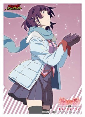 """Monogatari"" Series Second Season ""Hitagi Senjougahara""  BSR Sleeve Collection Vol.1034"