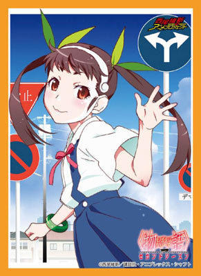 """Monogatari"" Series Second Season ""Mayoi Hachikuji""  BSR Sleeve Collection Vol.1035"